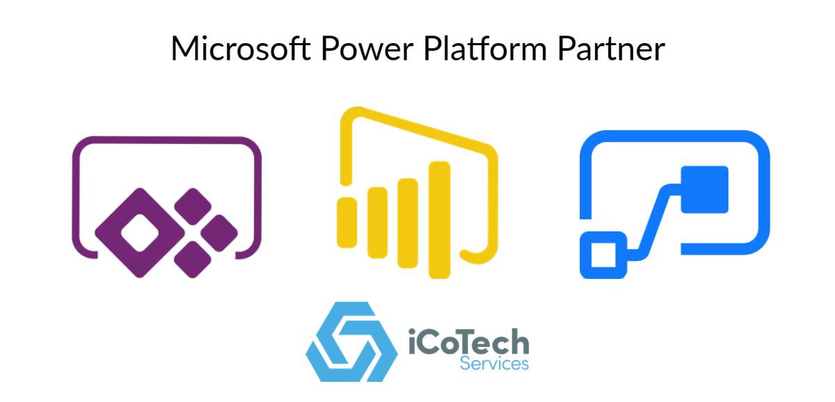 iCoTech achieve Microsoft Power Platform Status