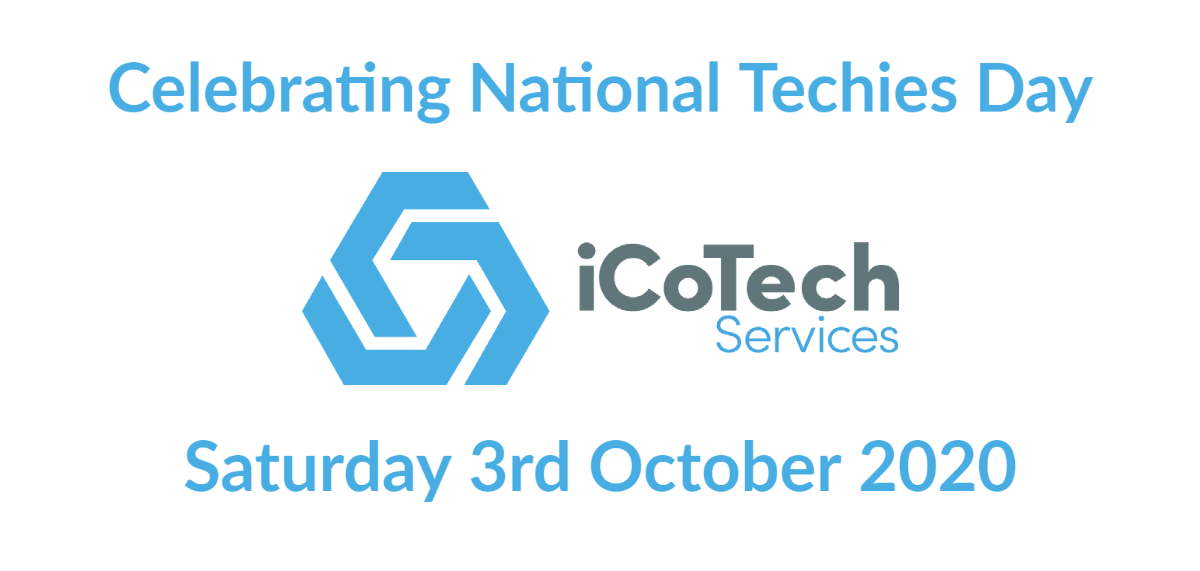 Celebrating National Techies Day