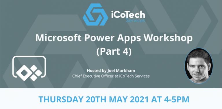 Microsoft Power Apps Workshop 4
