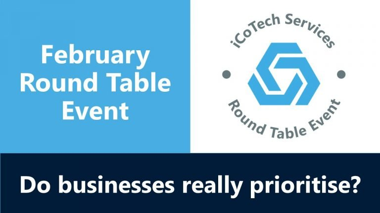 Do businesses really prioritise?: February Round Table Event