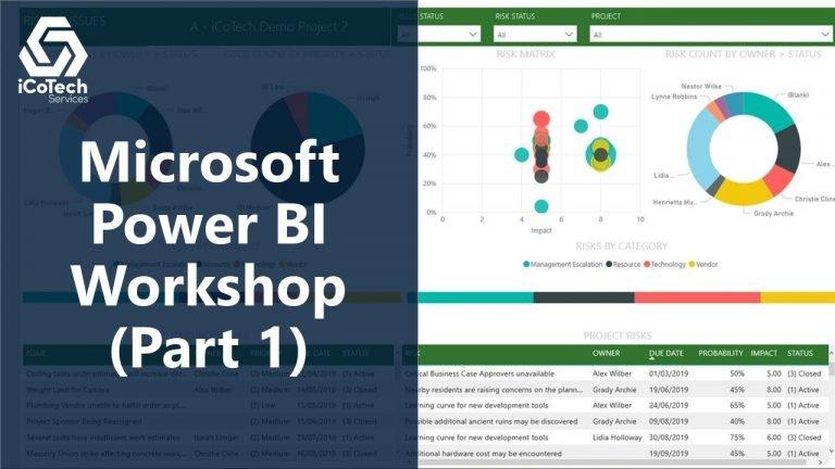 Microsoft Power BI Workshop 1
