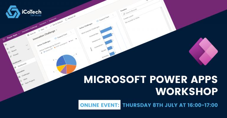 Microsoft Power Apps Workshop