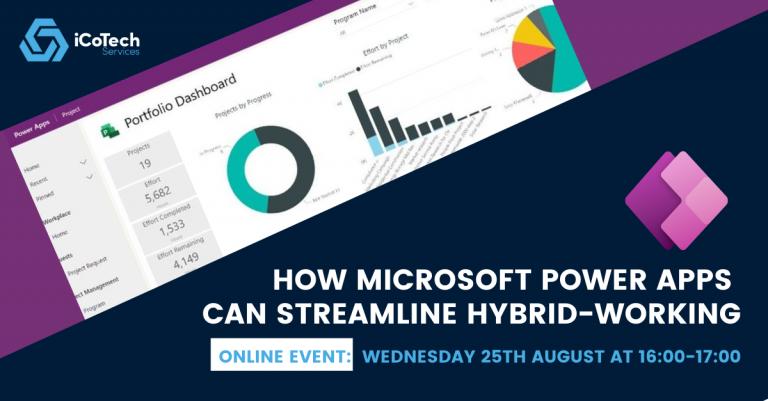 How Microsoft Power Apps can streamline hybrid-working
