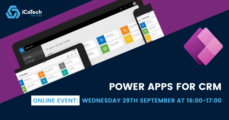 Power Apps for CRM