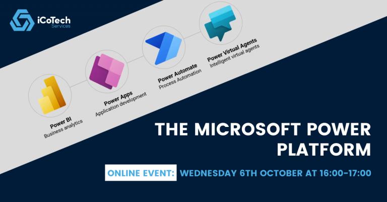 The Microsoft Power Platform