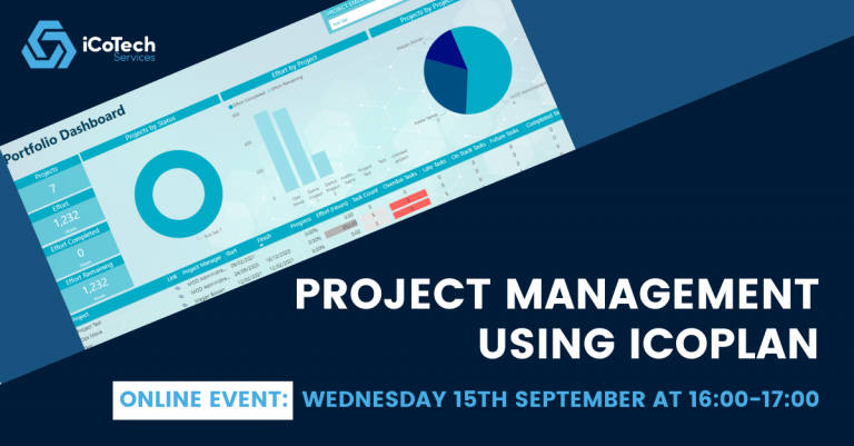 Project Management using iCoPlan