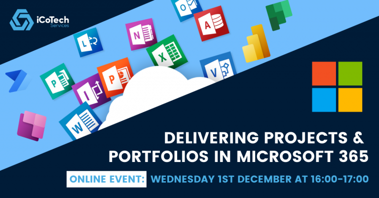 Delivering Projects and Portfolios in Microsoft 365